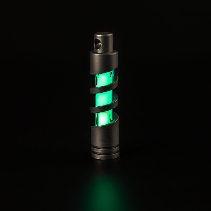 Twisty Vial // Green