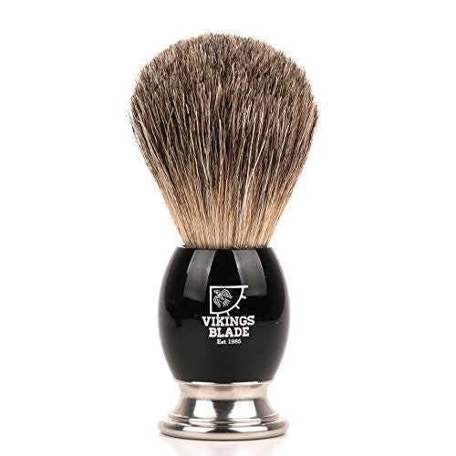 Dark Stallion Luxury Shaving Brush