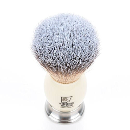 White Knight Luxury Shaving Brush