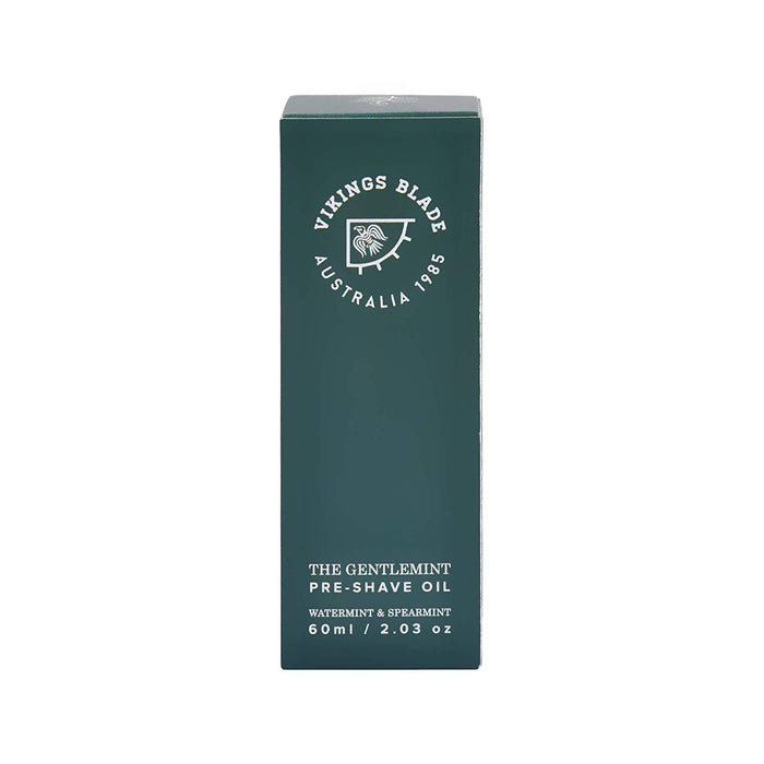 The Gentlemint Pre Shave Oil