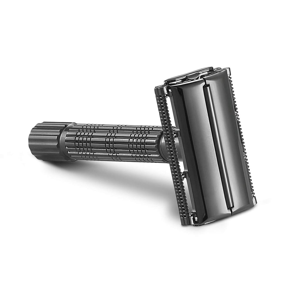 The Chieftain JR Safety Razor, Meteorite Gray