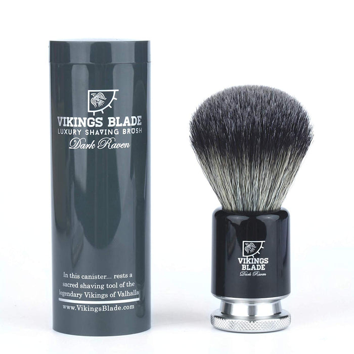 Dark Raven Luxury Shaving Brush