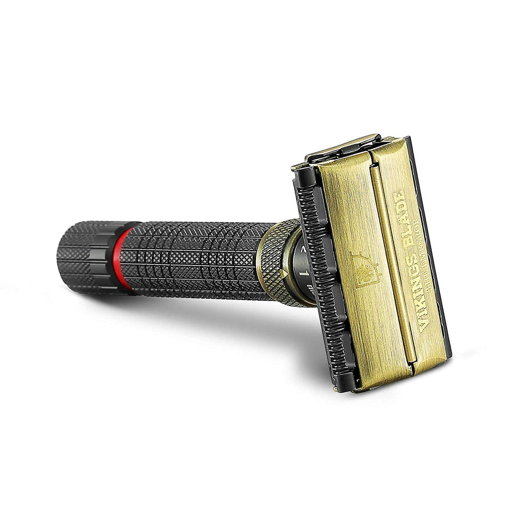 The Emperor MEIJI Adjustable Safety Razor