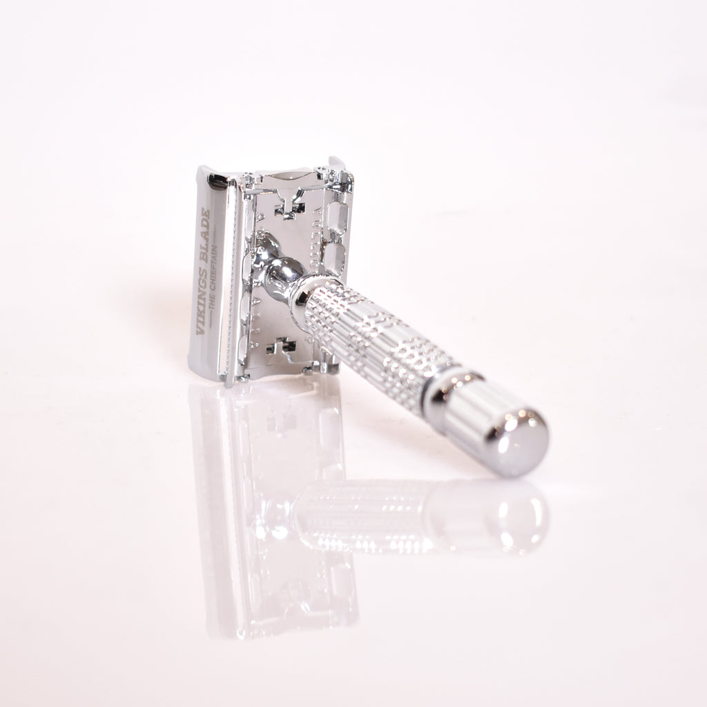 The Chieftain Safety Razor