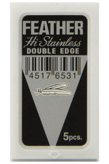 Feather Replacement Blades, Super Aggressive