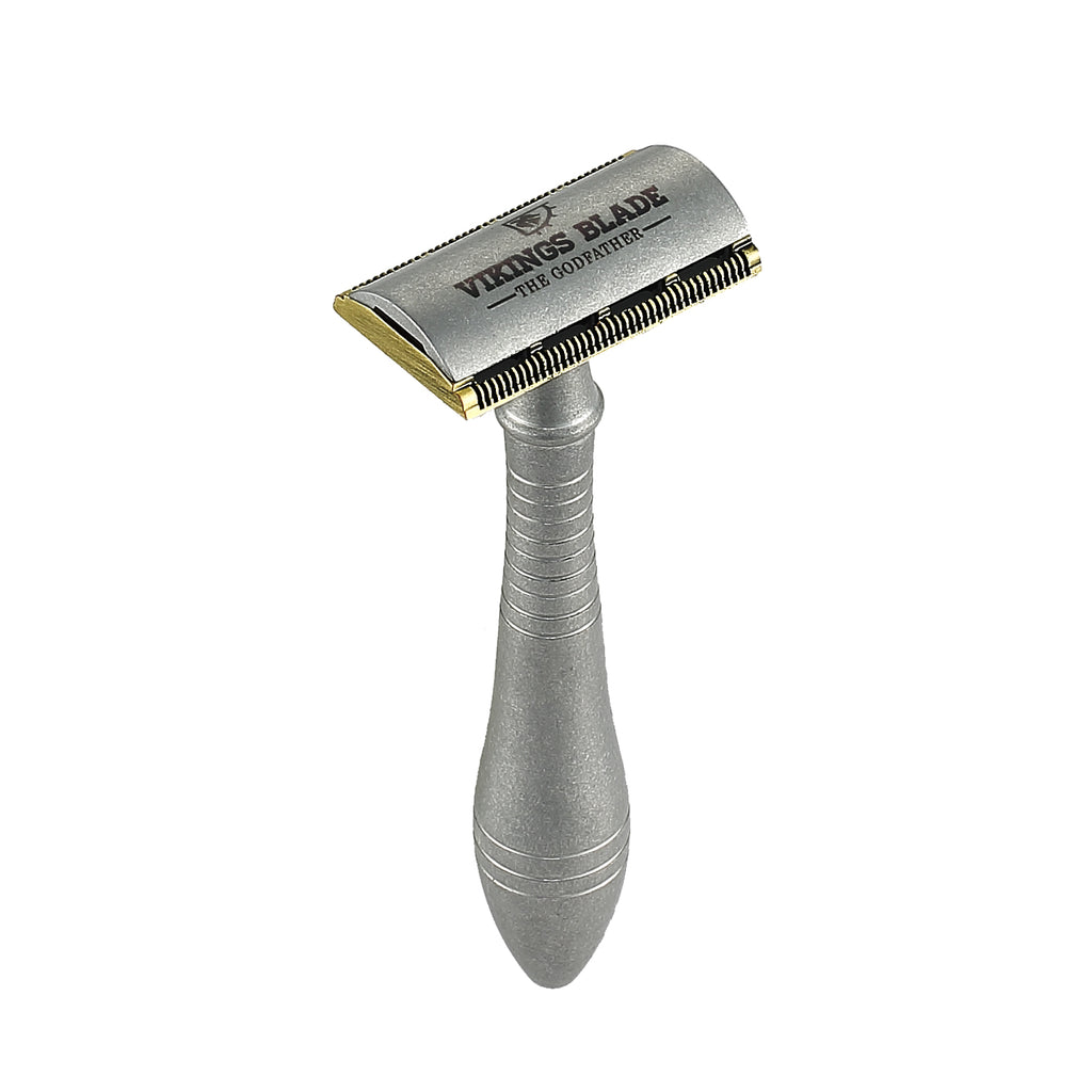 The Godfather Stonehenge Safety Razor
