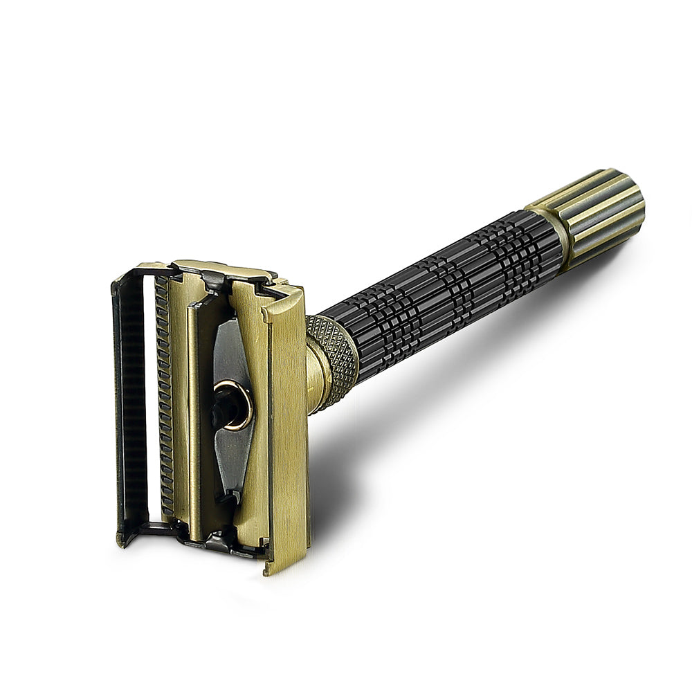 The Crusader Adjustable Safety Razor