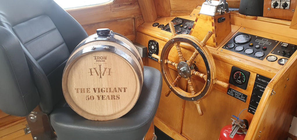 Image of Iron House Special Release Whisky - The Vigilant.