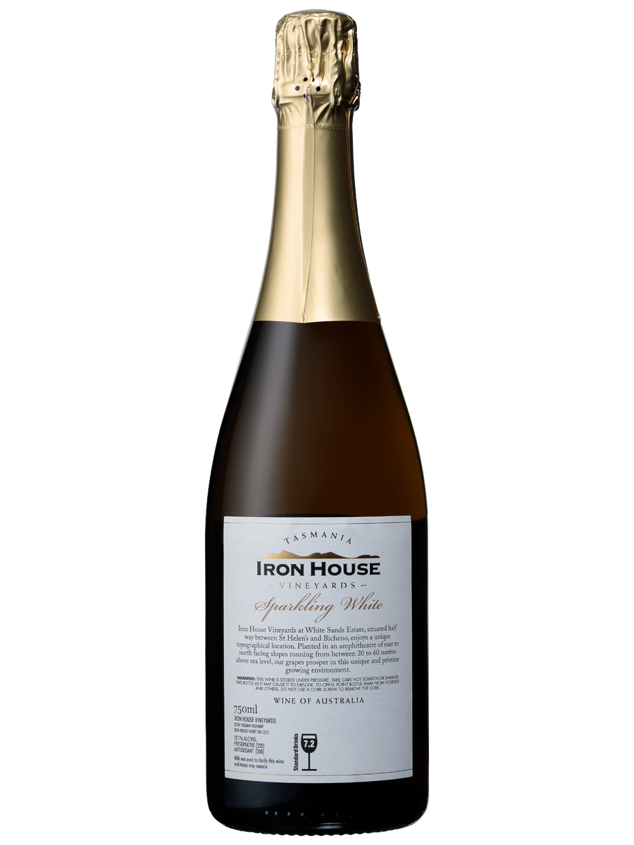 Iron House Vineyards - Sparkling White