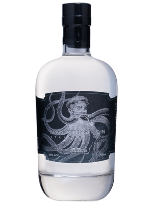 Strange Omen Navy Strength Gin