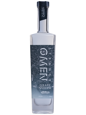 Strange Omen Grape Vodka
