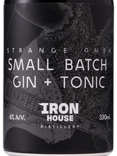 Strange Omen Small Batch Gin & Tonic Cans - 330ml