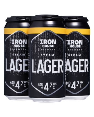 Iron House Brewery - Steam Lager