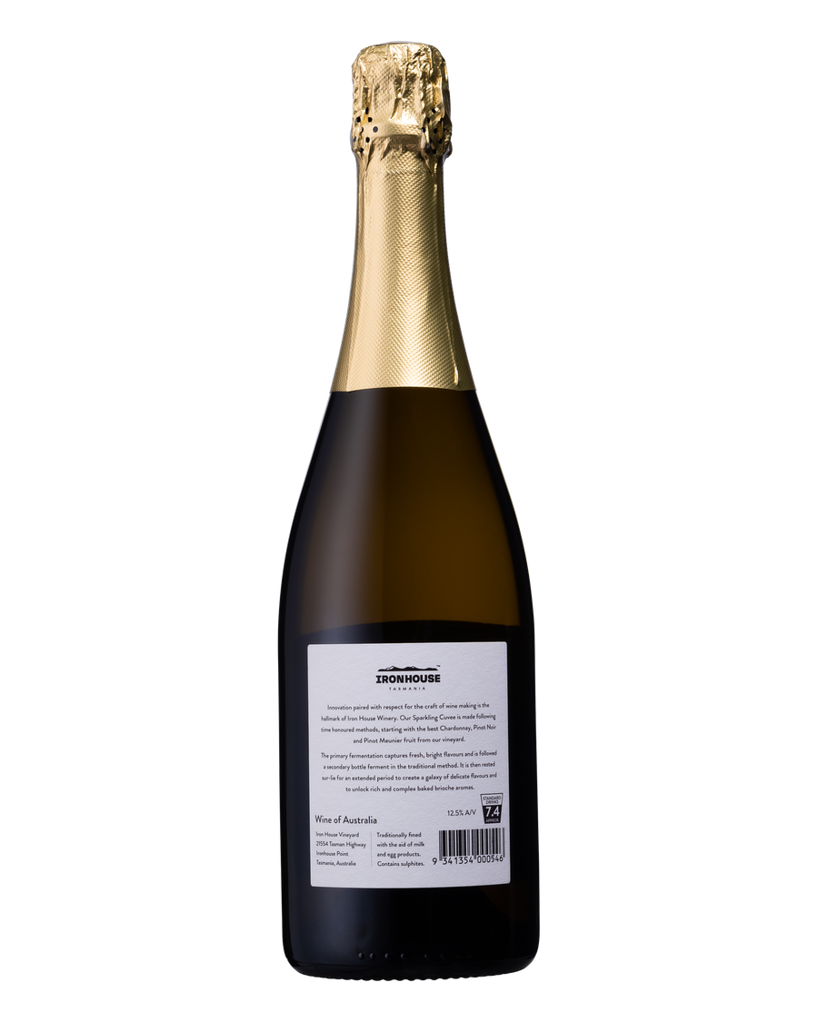 IronHouse Vineyards - Methode Traditionelle - Sparkling Cuvee 2017