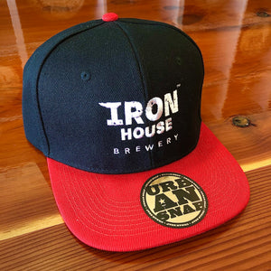 Iron House Brewery - Urban Snap Back Caps