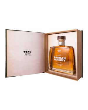 TASMAN WHISKY - Bourbon Cask - Tasmanian Single Malt