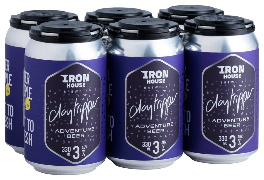 Iron House Brewery - Daytripper Beer