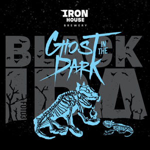 GHOST IN THE DARK - Black IPA - Limited Release