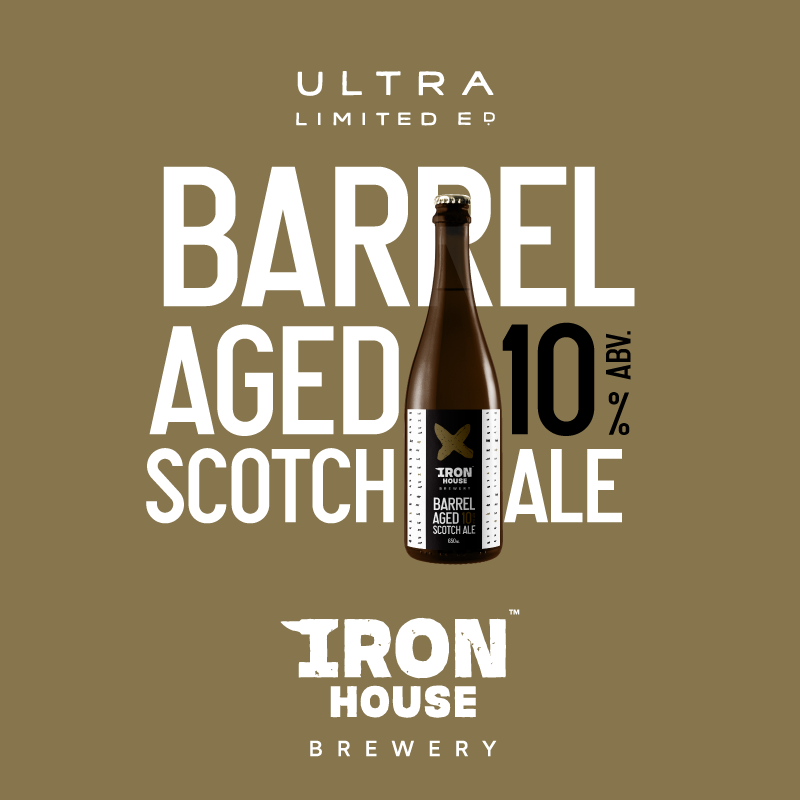 X - Barrel Aged 10% Scotch Ale