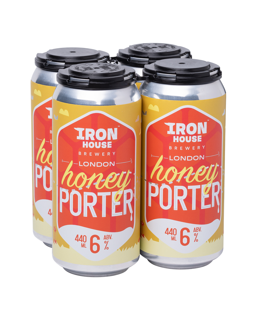 Ironhouse Boilermaker - Honey Bourbon Pack
