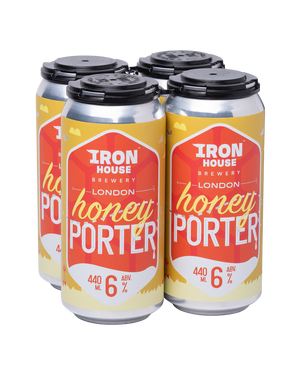 Iron House Brewery - London Honey Porter