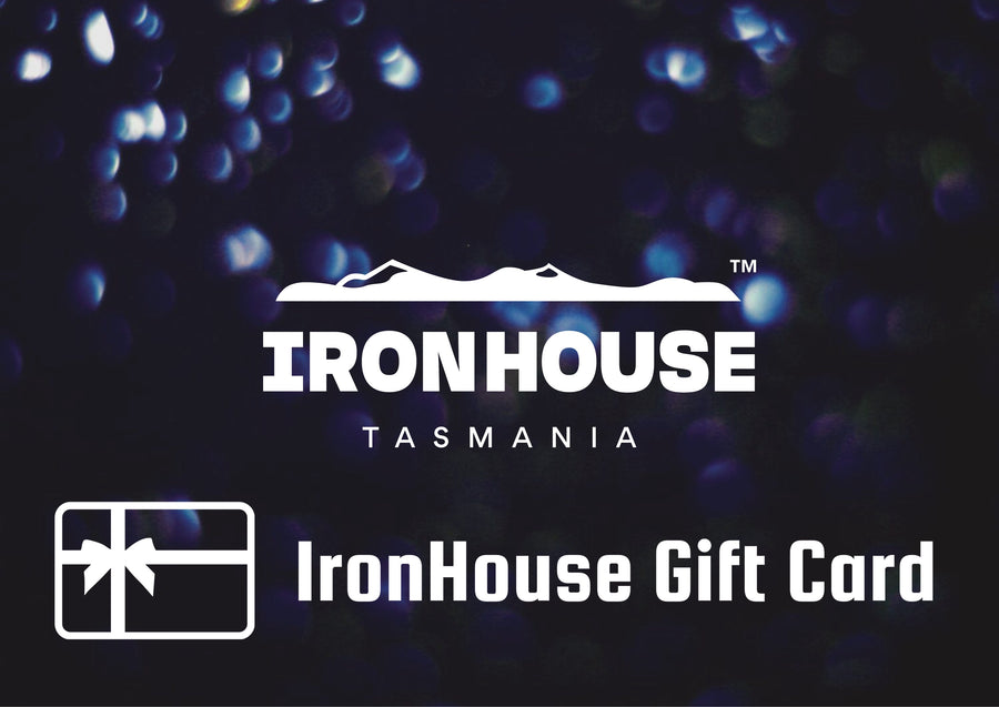 IronHouse Tasmania Virtual Gift Card Image