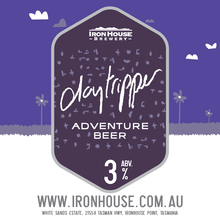Iron House Brewery Daytripper Light Beer