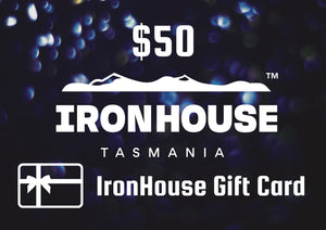 IronHouse Tasmania Gift Cards