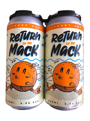 Iron House Brewery - RETURN OF THE MACK