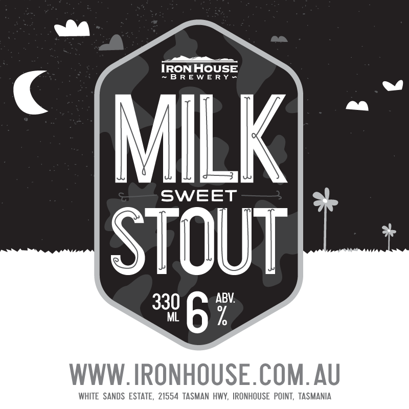 Iron House Brewery Sweet Milk Stout
