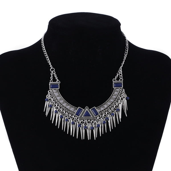 Bohemian style Collar Necklace