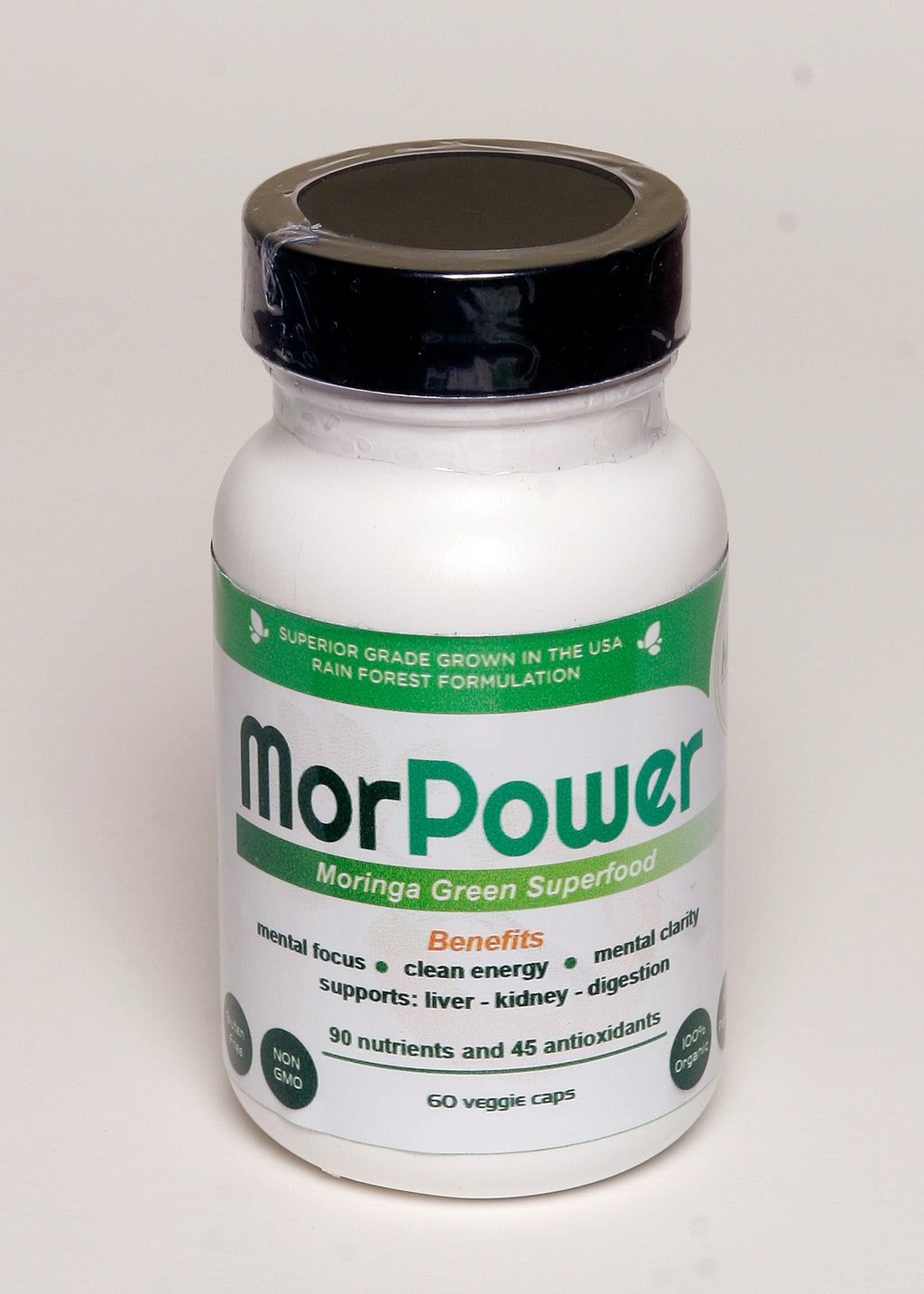 MOR-POWER (Energy Formula)