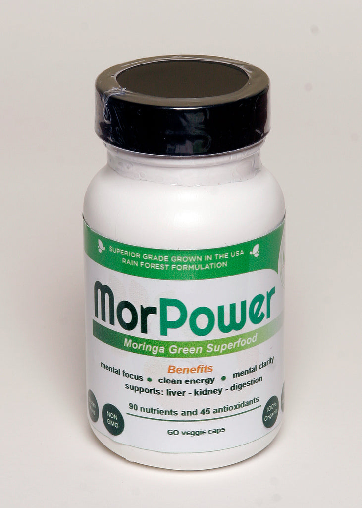 MOR-POWER Super Nootropic Formula