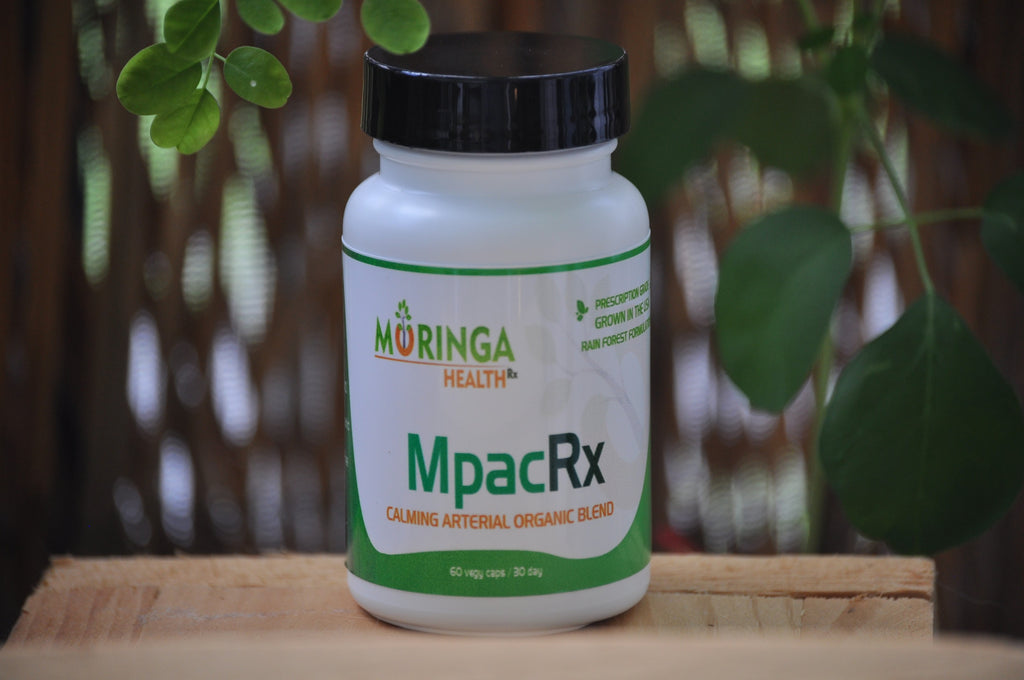 Mpac (Diabetes, Blood Pressure Formula)