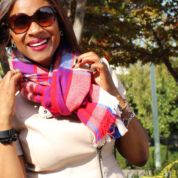 Rock the Look: 5 Easy Ways to Wear a Scarf (w/video)