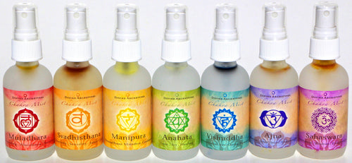 Chakra Mists - Full Set of 7