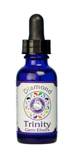 Trinity Gem Elixir - Diamond (1 oz.)