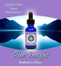 Meditation Elixir - Deep Insight (1 oz.)