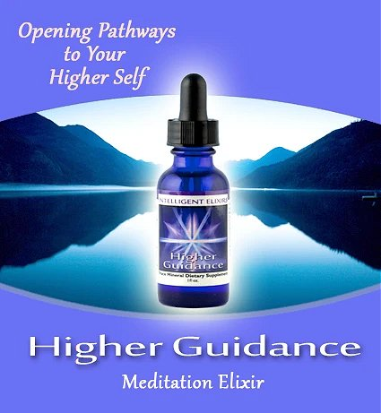 Meditation Elixir - Higher Guidance (1 oz.)