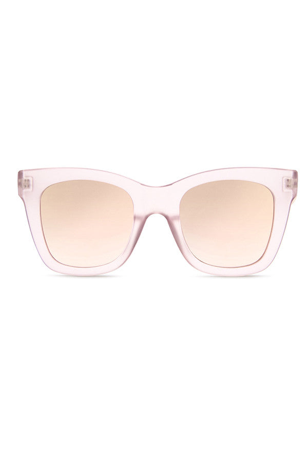 Quay Australia After Hours Pink Sunglasses