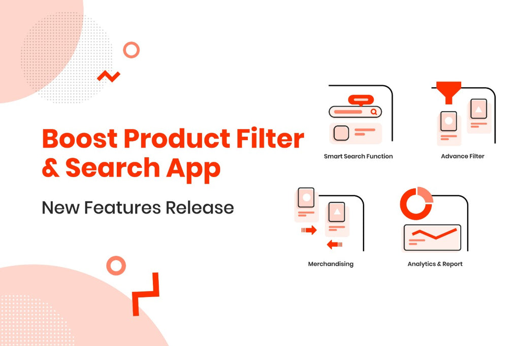 What's new in the latest release of Boost Product Filter & Search App