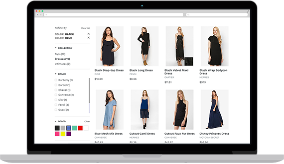 Shopify Product Filter Search App - BoostCommerce