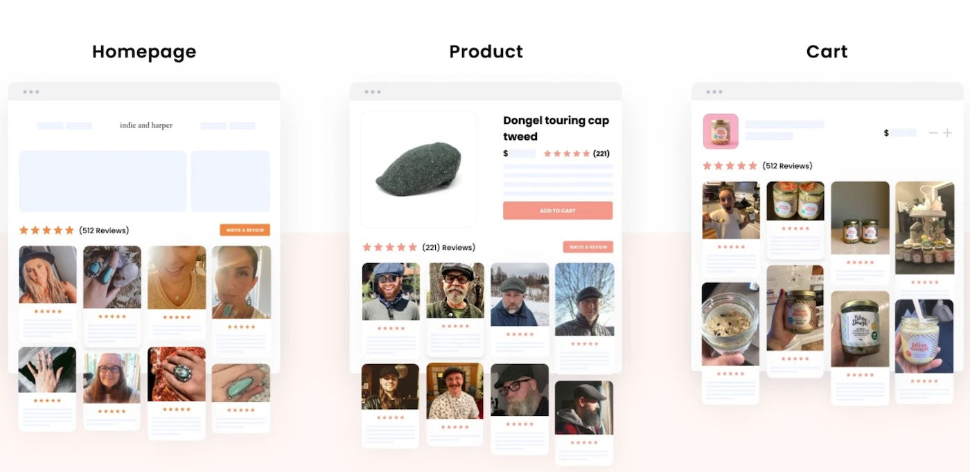 LOOX shopify product review app