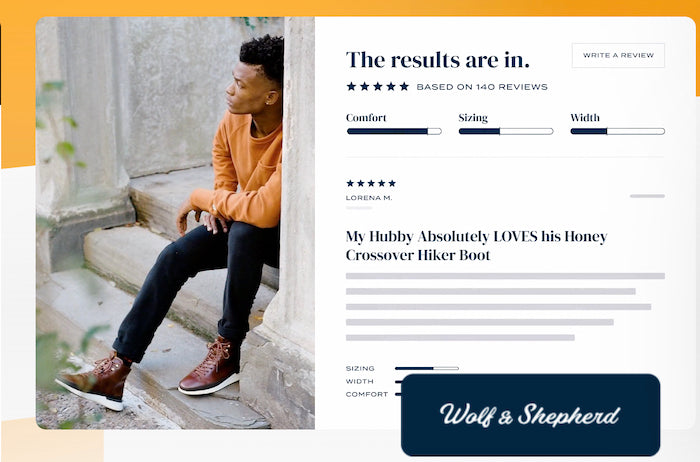 Stamped io shopify product review app