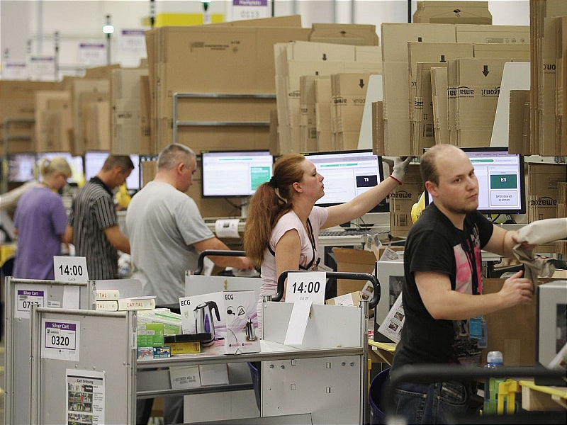 amazon warehouse covid 19