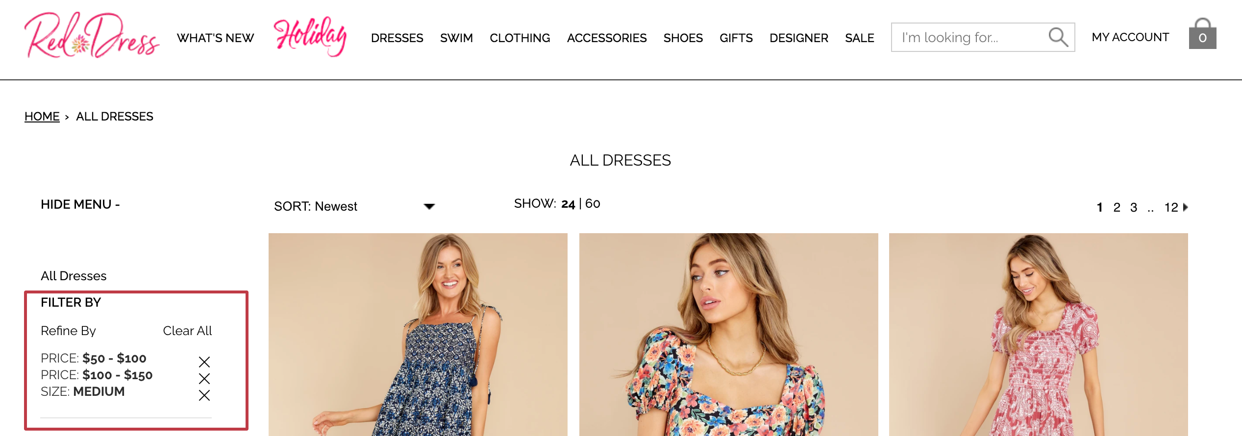 applied filter design example boost commerce