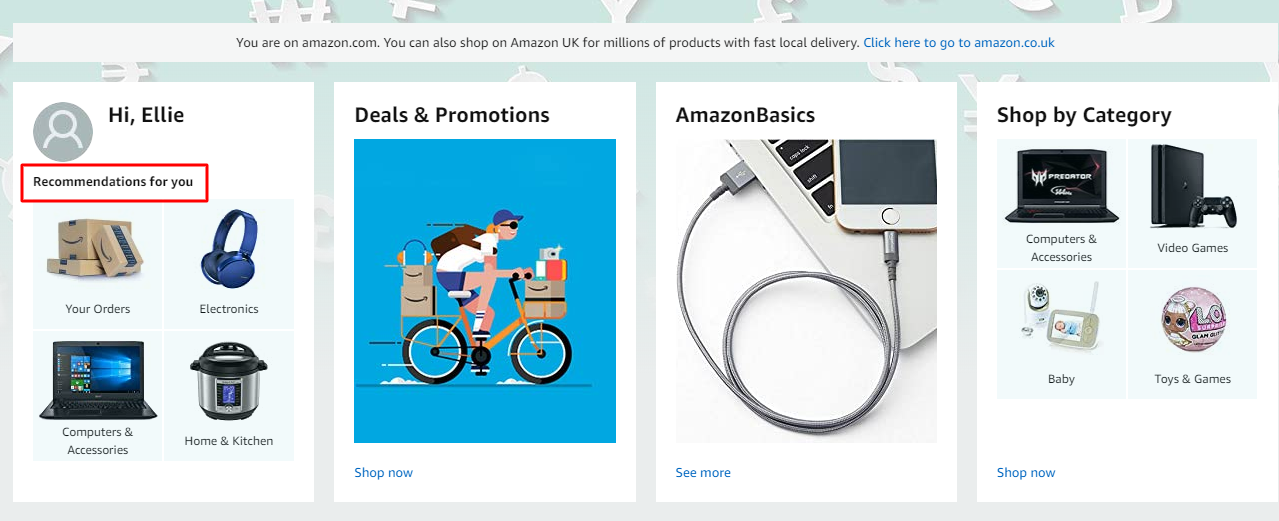 auto recommendation amazon merchandising hacks