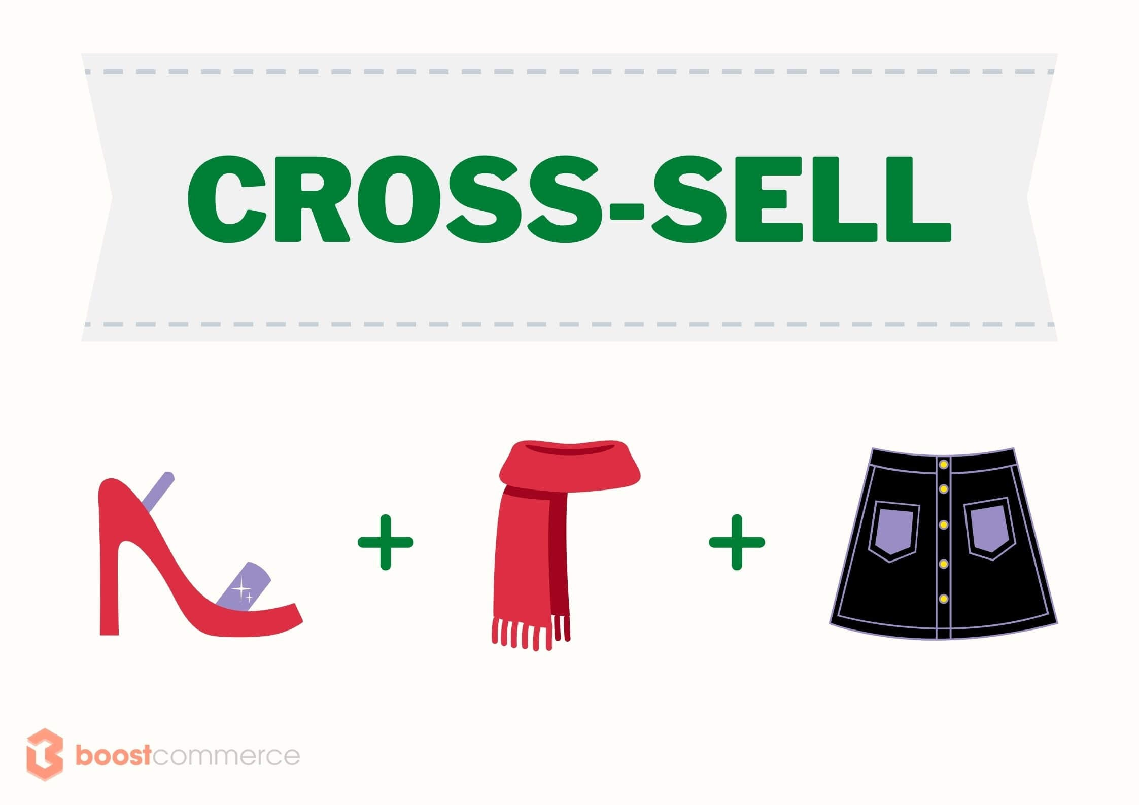 cross sell definition boost commerce