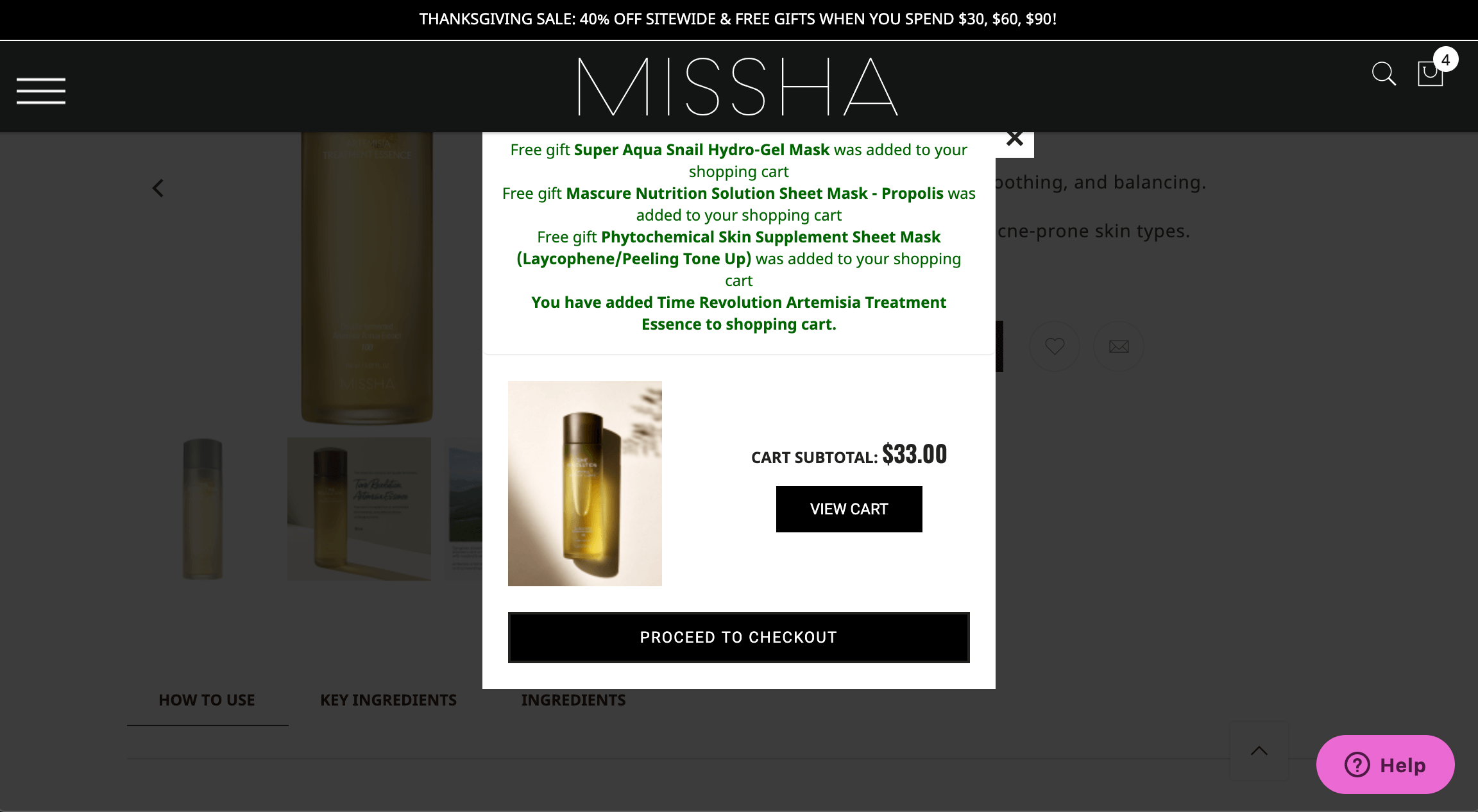 holiday strategy sale technique upsell tip missha boost commerce