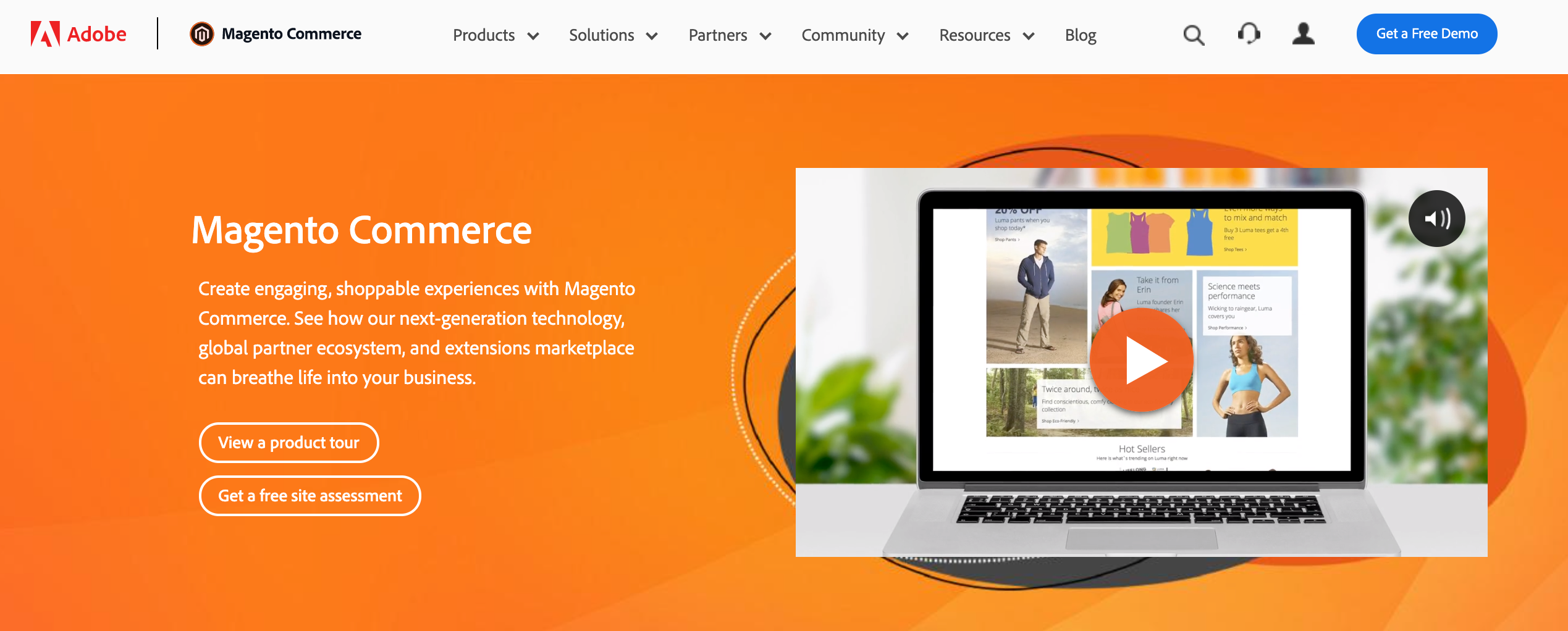 magento for smb ecommerce